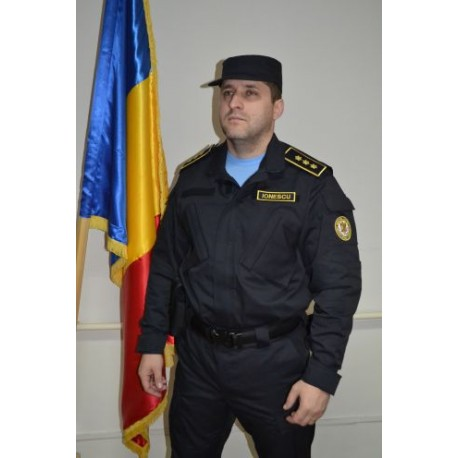 BLUZON UNIFORMĂ SERVICIU - PENITENCIARE